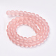 Transparent Glass Beads Strands(GLAA-Q064-04-8mm)-2