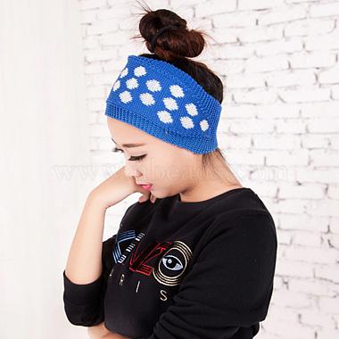 Crochet Headbands(OHAR-R171-05)-3