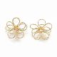 Brass Wire Beads(X-KK-S345-088)-2