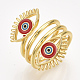 Brass Cuff Rings(RJEW-S044-054)-1