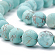 Natural Green Turquoise Beads Strands(G-T106-183)-2