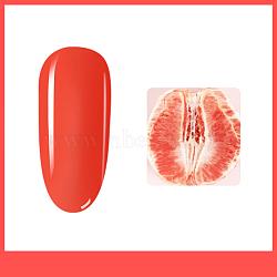 7 гель для ногтей, для дизайна ногтей, orangered, 3.2x2x7.1 см; содержание нетто: 7 мл(MRMJ-Q053-008)