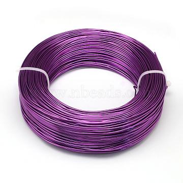 1.2mm DarkViolet Aluminum Wire