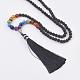 Chakra Jewelry(NJEW-JN02128-01)-2