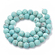 Natural Green Turquoise Beads Strands(G-T106-184)-3