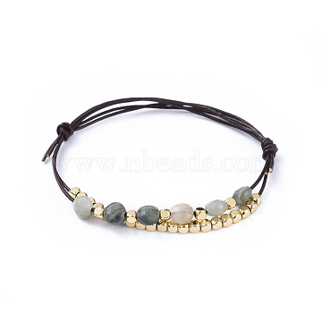 Rutilated Quartz Bracelets