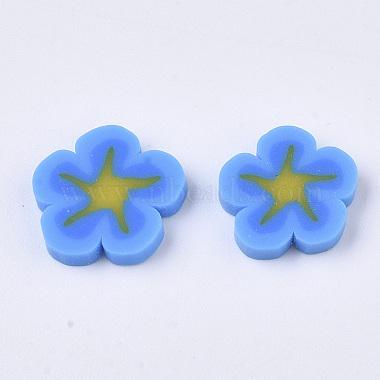 Handmade Polymer Clay Cabochons(X-CLAY-R087-12A)-2