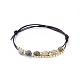 Cowhide Leather Cord Bracelets(BJEW-JB04494-03)-1
