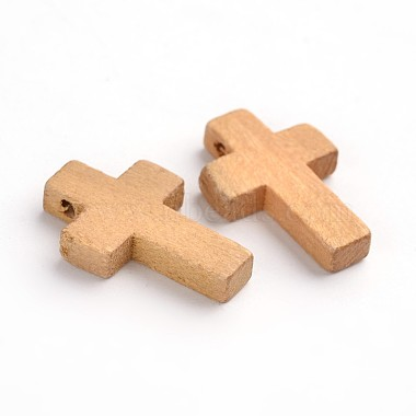 Wood Pendants(X-WOOD-S029-LF)-2