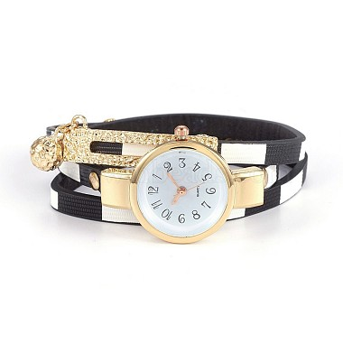 Сплав головки часы браслета часов(WACH-P017-P)-4