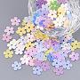 Mixed Color PVC Beads(X-PVC-T005-008)