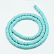Handmade Polymer Clay Heishi Beads(X-CLAY-T002-6mm-28)-2