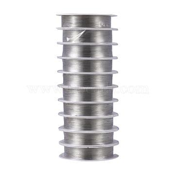 0.4mm Silver Copper Wire