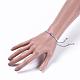 fils de nylon ajustables bracelets de perles tressées(BJEW-JB04371-05)-4