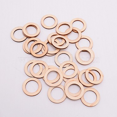 Unfinished Wood Linking Rings(WOOD-WH0099-12B)-1