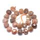 Natural Sunstone Beads Strands(G-K223-50A)-2