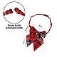 Adjustable Women's Bow Tie(PH-AJEW-G019-07)-2