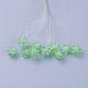 Glass Woven Beads(EGLA-L014-21N)-1