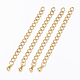 304 Stainless Steel Chain Extender(X-STAS-H558-22G)-1