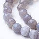 Natural Banded Agate Beads Strands(X-G-G754-02-10mm)-3