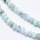 Natural Larimar Beads Strands(G-K256-57A)-3