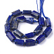 Natural Lapis Lazuli Beads Strands(X-G-S345-8x11-002)-2