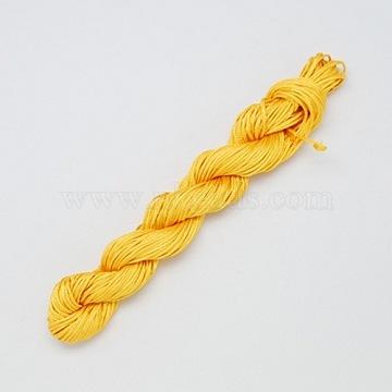 2mm Gold Nylon Thread & Cord