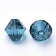Transparent Acrylic Beads(X-TACR-S146-4mm-08)-1