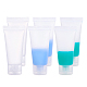 Matte Plastic Refillable Cosmetic Bottles(MRMJ-WH0024-01A)-1