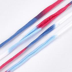 Cordons polyester, colorées, 20~25 mm; 28.5~30 m / rouleau(OCOR-S122-03V)