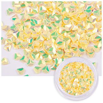 Gold Diamond Plastic