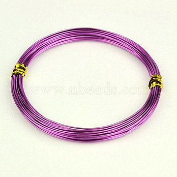 1mm Purple Aluminum Wire