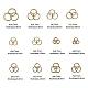 1 Box Iron Jump Rings(IFIN-X0005-AB-NF-B)-3