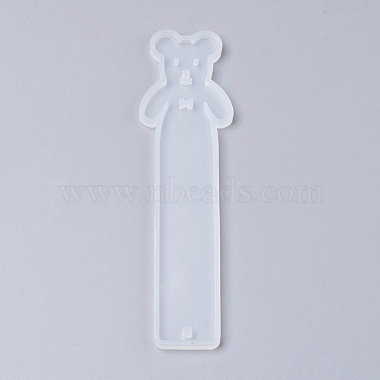 Silicone Bookmark Molds(DIY-P001-02B)-2