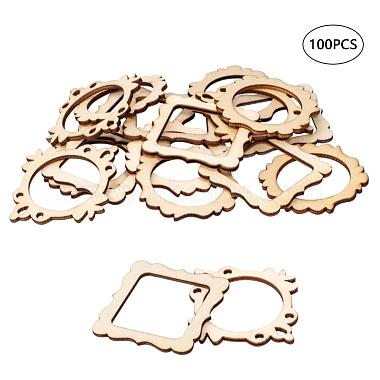 Undyed Wood Pendants(WOOD-I004-36)-4