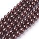 Gemstone Beads Strands(X-G-G099-6mm-36)-1