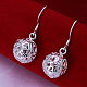 High Quality Ball Brass Dangle Earrings(EJEW-BB11836)-1