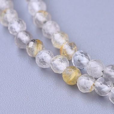 Natural Rutilated Quartz Beaded Necklaces(NJEW-K114-A-A10)-2