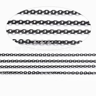 304 Stainless Steel Cable Chains(CHS-H007-01B)-2