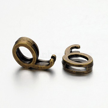 Antique Bronze Alloy Charms