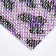 Glitter Hotfix Resin Rhinestone(RB-T012-21C)-3
